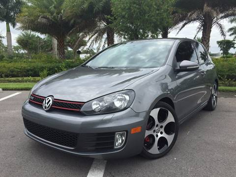 2012 Volkswagen GTI for sale in Fort Myers, FL