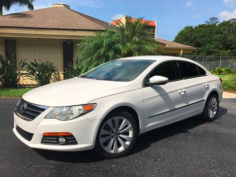 2010 Volkswagen CC for sale in Fort Myers, FL
