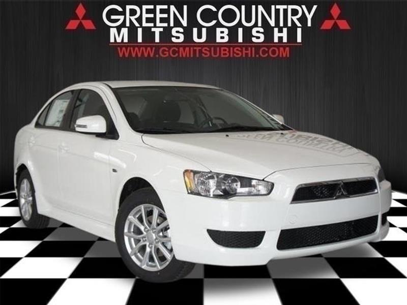 Green Country Mitsubishi >> 2015 Mitsubishi Lancer Es 4dr Sedan Cvt In Broken Arrow Ok