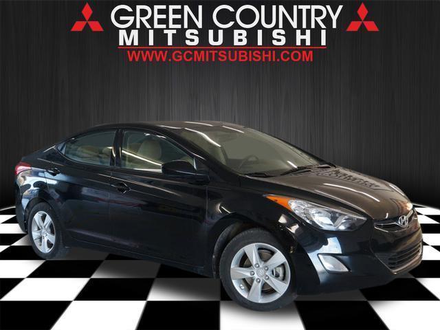 Green Country Mitsubishi >> 2013 Hyundai Elantra Broken Arrow Ok Tulsa Oklahoma Sedan