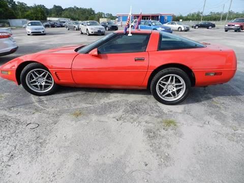 1996 Chevrolet Corvette for sale in Jacksonville, NC