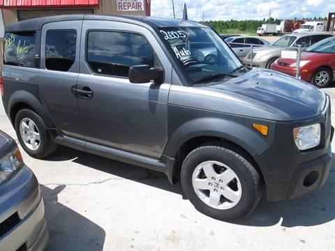 2005 Honda Element for sale in Davenport, FL