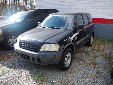 1999 Honda CR-V for sale in Durham, NC