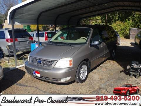 2004 Ford Freestar for sale in Durham, NC