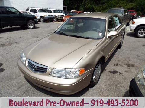 2000 Mazda 626 for sale in Durham, NC