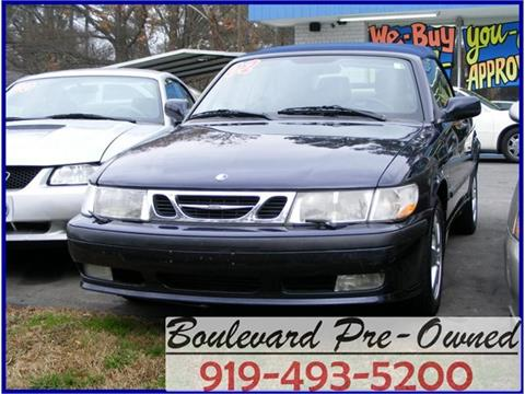 2003 Saab 9-3 for sale in Durham, NC