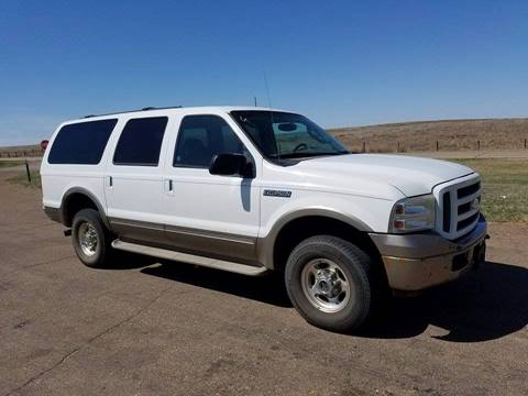 2005 Ford Excursion for sale at TNT Auto in Coldwater KS
