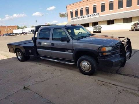 2006 GMC Sierra 3500 for sale in Coldwater, KS