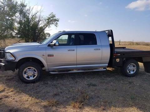 2010 Dodge Ram Pickup 2500 for sale in Coldwater, KS