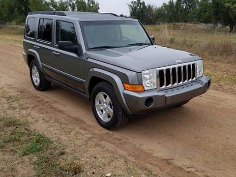 2007 Jeep Commander for sale in Coldwater, KS