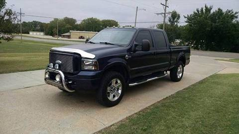 2005 Ford F-250 Super Duty for sale at TNT Auto in Coldwater KS