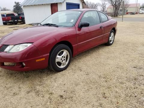 2005 Pontiac Sunfire for sale in Coldwater, KS