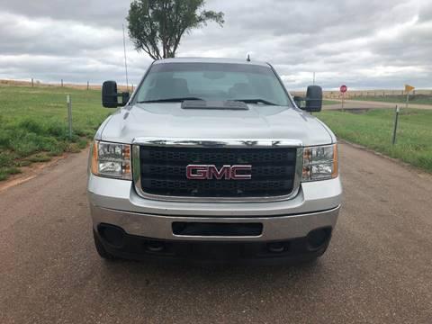 2014 GMC Sierra 2500HD for sale in Coldwater, KS
