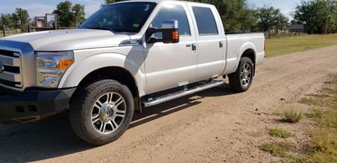 2015 Ford F-250 Super Duty for sale in Coldwater, KS