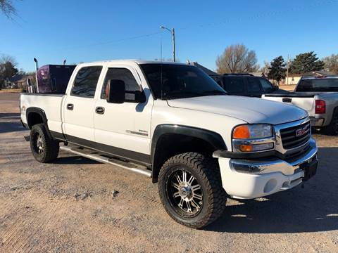 2006 GMC Sierra 2500HD for sale in Coldwater, KS