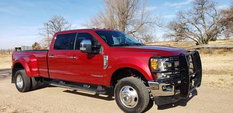 2017 Ford F-350 Super Duty for sale in Coldwater, KS