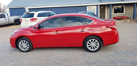 2018 Nissan Sentra for sale in Coldwater, KS