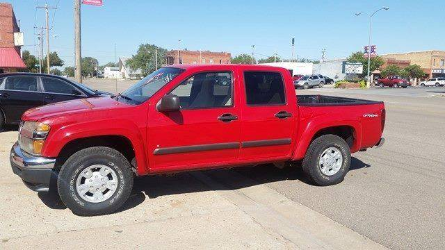 2006 GMC Canyon for sale at TNT Auto in Coldwater KS