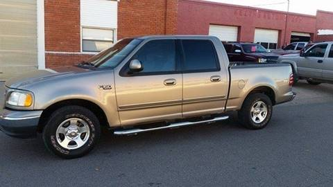 2003 Ford F-150 for sale in Coldwater, KS