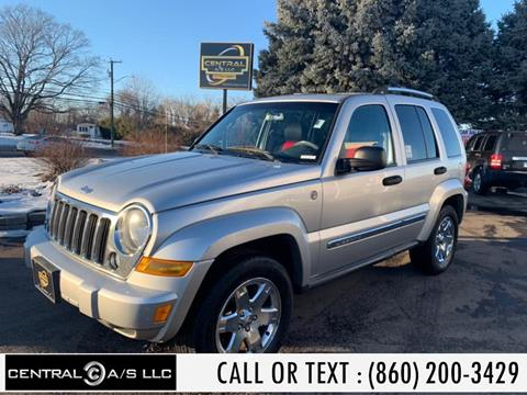 2007 Jeep Liberty for sale in East Windsor, CT