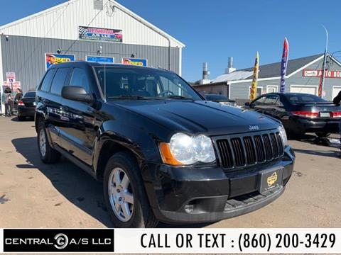 2008 Jeep Grand Cherokee for sale in East Windsor, CT