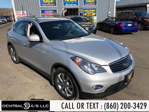 2012 Infiniti EX35 for sale in East Windsor, CT