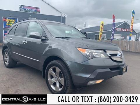 Used 2007 Acura Mdx For Sale In Connecticut Carsforsale Com