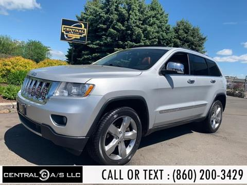 2013 Jeep Grand Cherokee for sale in East Windsor, CT