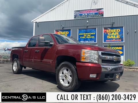 2008 Chevrolet Silverado 1500 for sale in East Windsor, CT