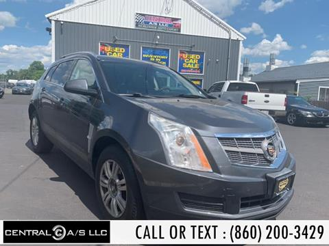 2011 Cadillac SRX for sale in East Windsor, CT