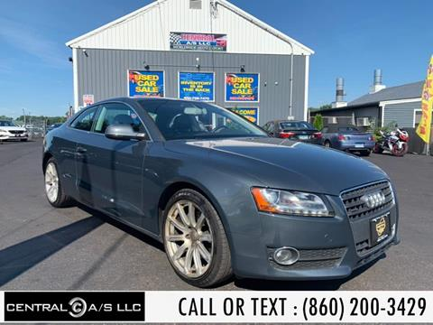 2011 Audi A5 for sale in East Windsor, CT