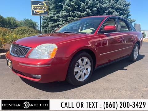 2005 Ford Five Hundred for sale in East Windsor, CT