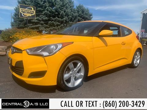 2013 Hyundai Veloster for sale in East Windsor, CT