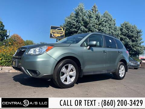 2015 Subaru Forester for sale in East Windsor, CT