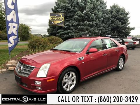 2010 Cadillac STS for sale in East Windsor, CT