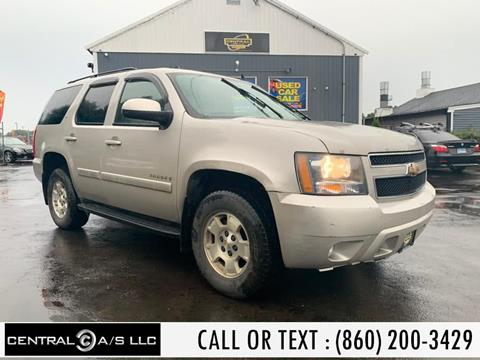 2008 Chevrolet Tahoe for sale in East Windsor, CT