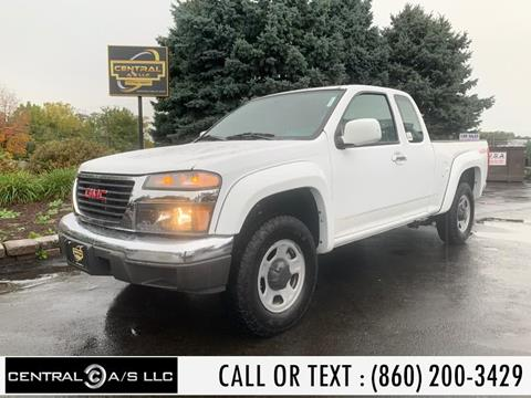 2012 GMC Canyon for sale in East Windsor, CT