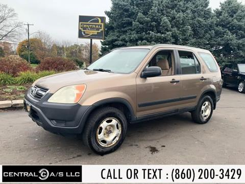 2003 Honda CR-V for sale in East Windsor, CT