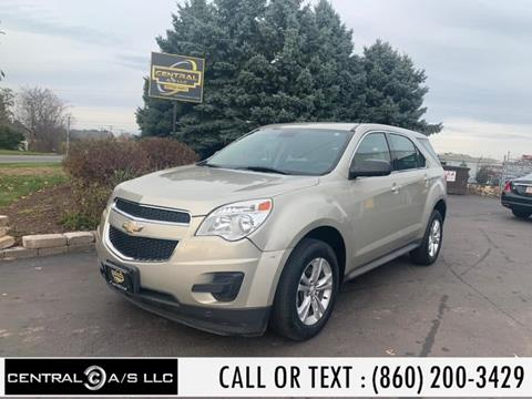 2014 Chevrolet Equinox for sale in East Windsor, CT