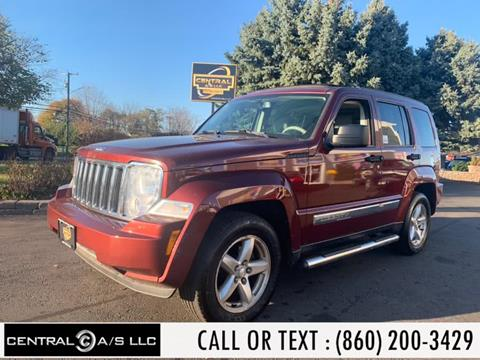 2008 Jeep Liberty for sale in East Windsor, CT