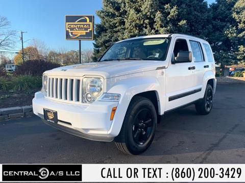 2012 Jeep Liberty for sale in East Windsor, CT