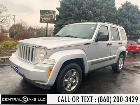 2009 Jeep Liberty for sale in East Windsor, CT