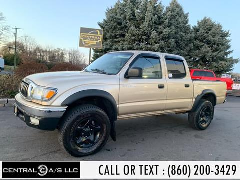 2002 Toyota Tacoma for sale in East Windsor, CT