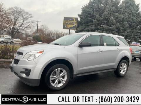 2012 Chevrolet Equinox for sale in East Windsor, CT