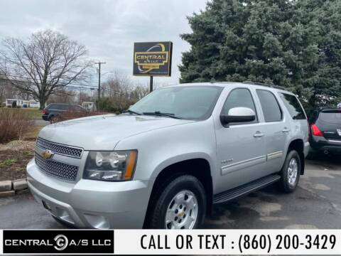 2011 Chevrolet Tahoe LS for sale at Central A/S LLC in East Windsor CT