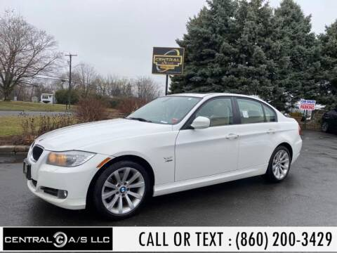 2011 BMW 3 Series 328i xDrive for sale at Central A/S LLC in East Windsor CT