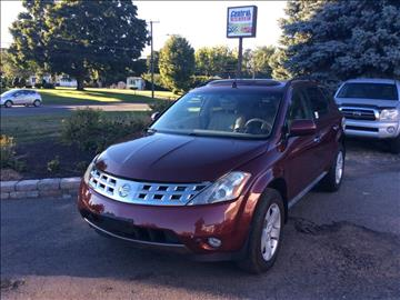2005 Nissan Murano for sale in East Windsor, CT