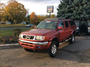 2000 Nissan Frontier for sale in East Windsor, CT