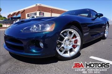 2010 Dodge Viper for sale in Mesa, AZ