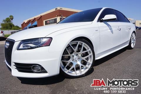 2012 Audi S4 for sale in Mesa, AZ